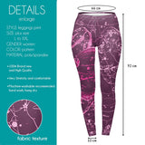 Cancer Regular Leggings-Wholesale Women's Leggings, Wholesale Plus Size , Wholesale Fashion Clothing