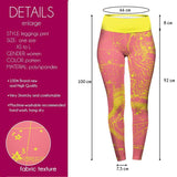Leo High Waisted Leggings-Wholesale Women's Leggings, Wholesale Plus Size , Wholesale Fashion Clothing