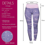 Taurus High Waisted Leggings-Wholesale Women's Leggings, Wholesale Plus Size , Wholesale Fashion Clothing