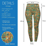 Mandala Llama High Waisted Leggings-Wholesale Women's Leggings, Wholesale Plus Size , Wholesale Fashion Clothing