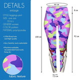 Rambo Llama High Waisted Leggings-Wholesale Women's Leggings, Wholesale Plus Size , Wholesale Fashion Clothing