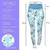Lets Get Squizzy High Waisted Leggings-Wholesale Women's Leggings, Wholesale Plus Size , Wholesale Fashion Clothing