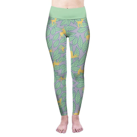 Oh Deary Me High Waisted Leggings-Wholesale Women's Leggings, Wholesale Plus Size , Wholesale Fashion Clothing
