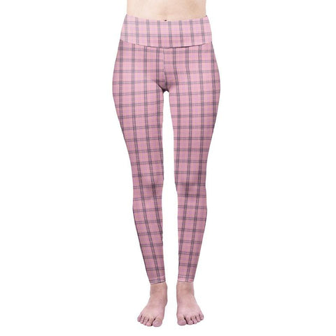 Clueless Pink High Waisted Leggings-Wholesale Women's Leggings, Wholesale Plus Size , Wholesale Fashion Clothing