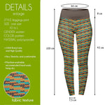 Cozy Colour High Waisted Leggings-Wholesale Women's Leggings, Wholesale Plus Size , Wholesale Fashion Clothing