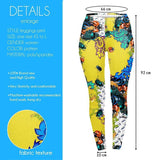 Bugs And Teacups Regular Leggings-Wholesale Women's Leggings, Wholesale Plus Size , Wholesale Fashion Clothing