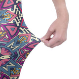 Ethnic Princess Regular Leggings-Wholesale Women's Leggings, Wholesale Plus Size , Wholesale Fashion Clothing