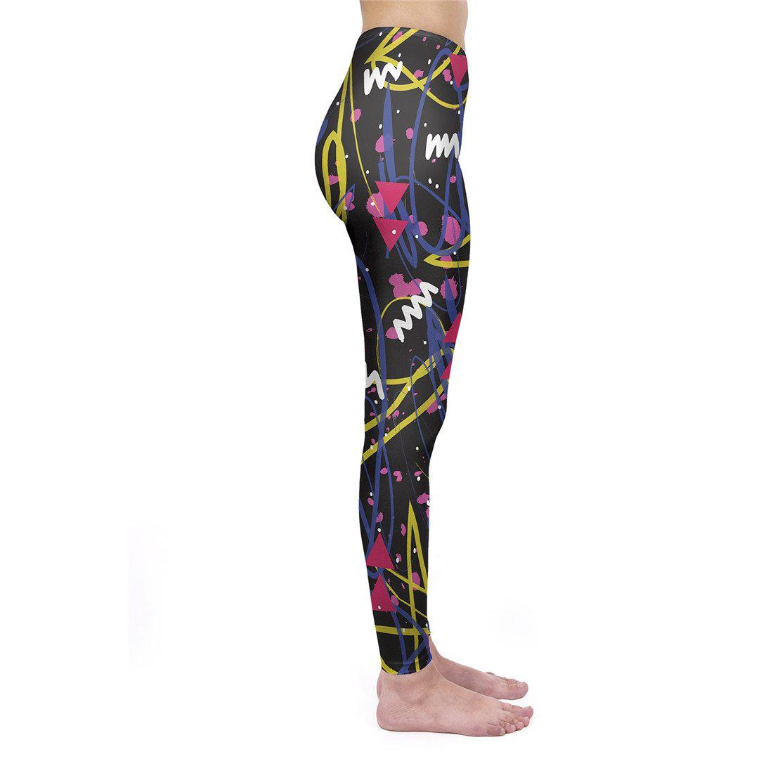 Sketch Neo Pop Regular Leggings