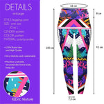 Tropic High Waisted Leggings-Wholesale Women's Leggings, Wholesale Plus Size , Wholesale Fashion Clothing