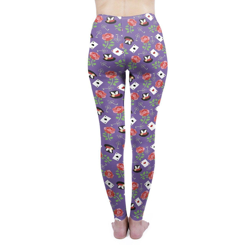 Wonderland Regular Leggings