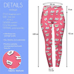Bad Direction High Waisted Leggings-Wholesale Women's Leggings, Wholesale Plus Size , Wholesale Fashion Clothing