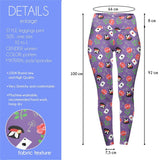 Wonderland High Waisted Leggings-Wholesale Women's Leggings, Wholesale Plus Size , Wholesale Fashion Clothing