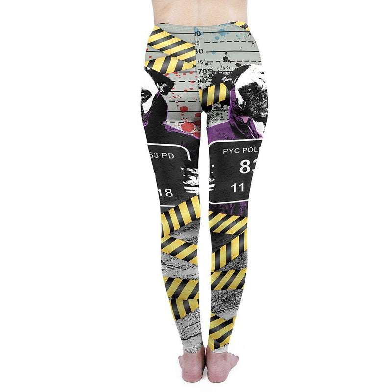 Pug shot Regular Leggings