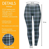 Evergreen Regular Leggings-Wholesale Women's Leggings, Wholesale Plus Size , Wholesale Fashion Clothing