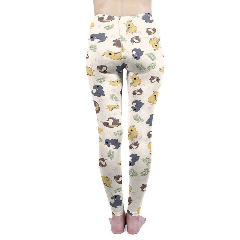 Dinocorn Regular Leggings