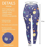 Galaxycorn Regular Leggings-Wholesale Women's Leggings, Wholesale Plus Size , Wholesale Fashion Clothing