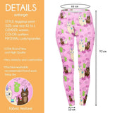 Llamacorn Regular Leggings-Wholesale Leggings UK- Wholesale Women's Clothing- Kukubird Creative Studio