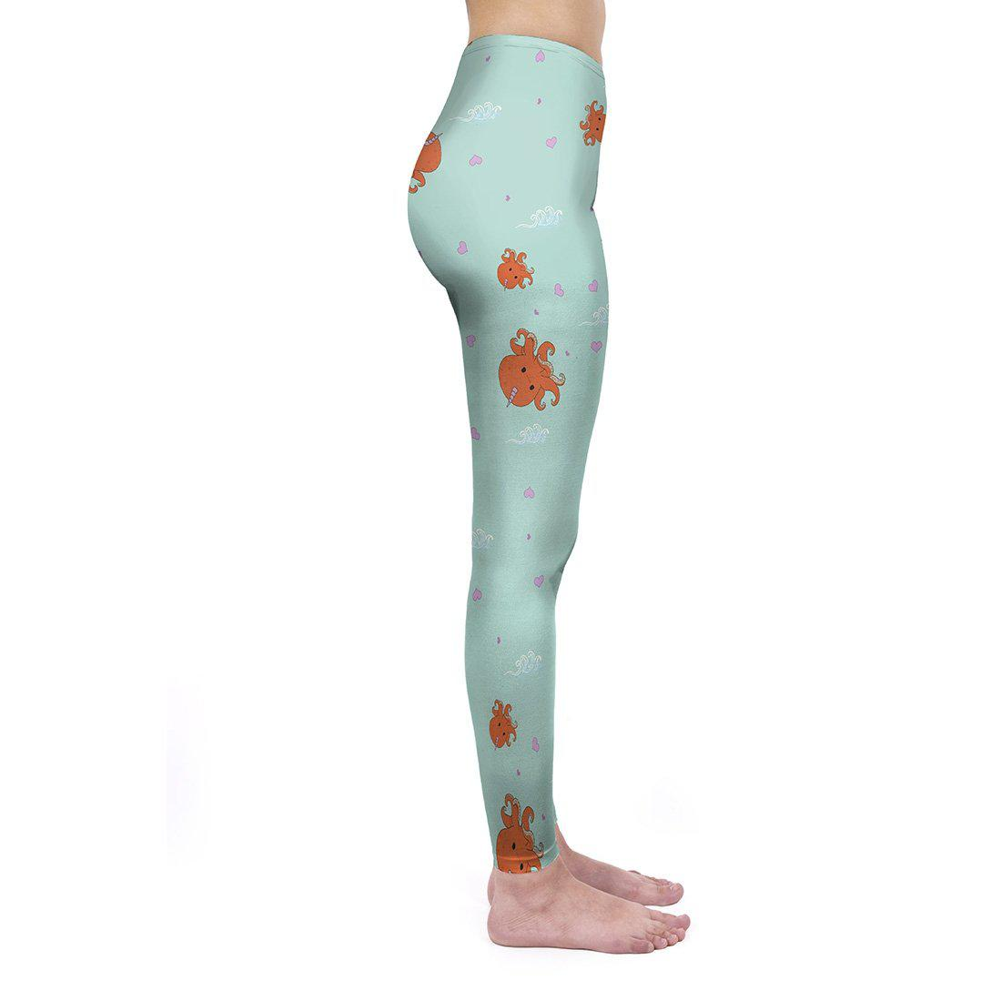 Octocorn Regular Leggings