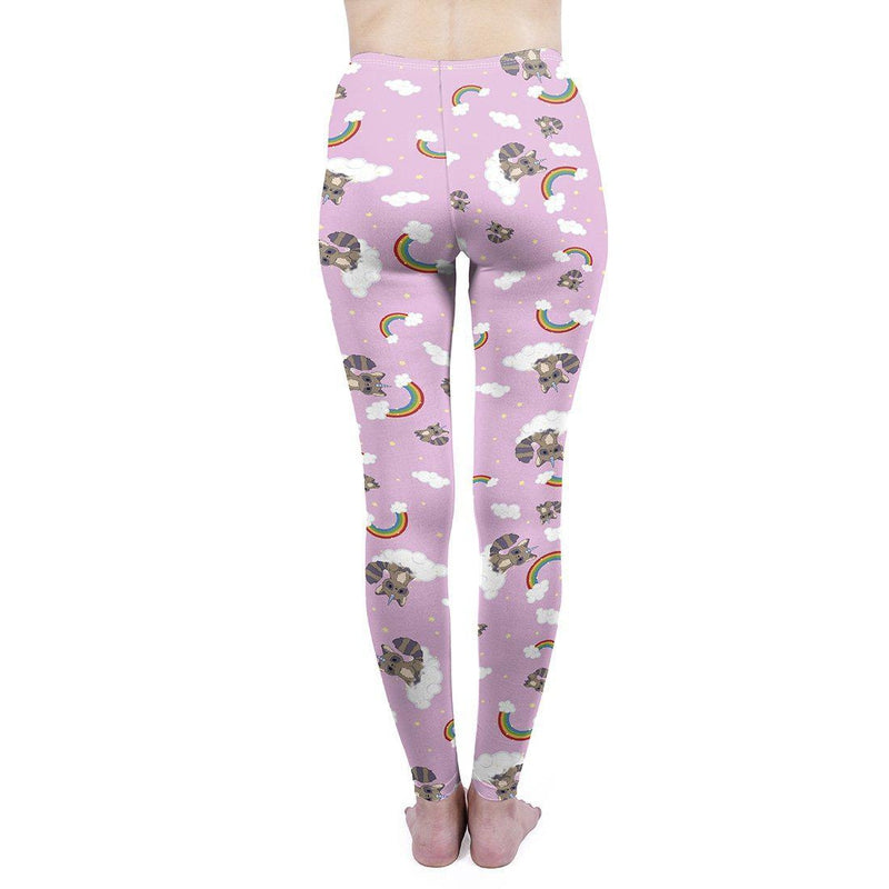 Racoonicorn Regular Leggings