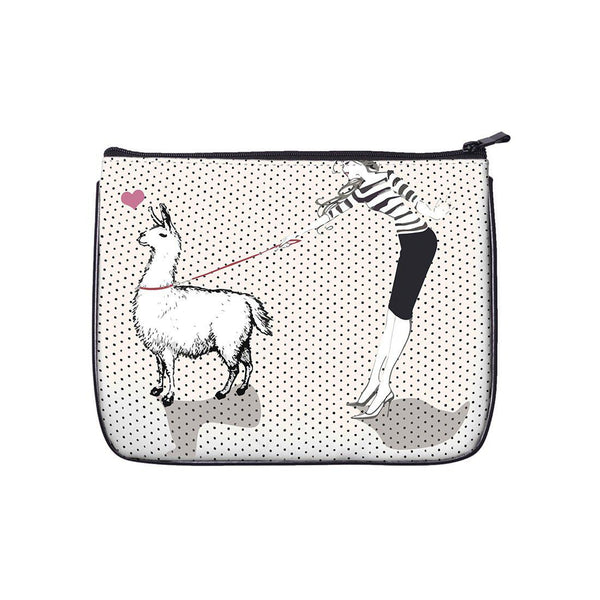 Llama Lady Make Up Set - Medium