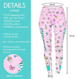 Llamacorn Regular Leggings-Wholesale Women's Leggings, Wholesale Plus Size , Wholesale Fashion Clothing