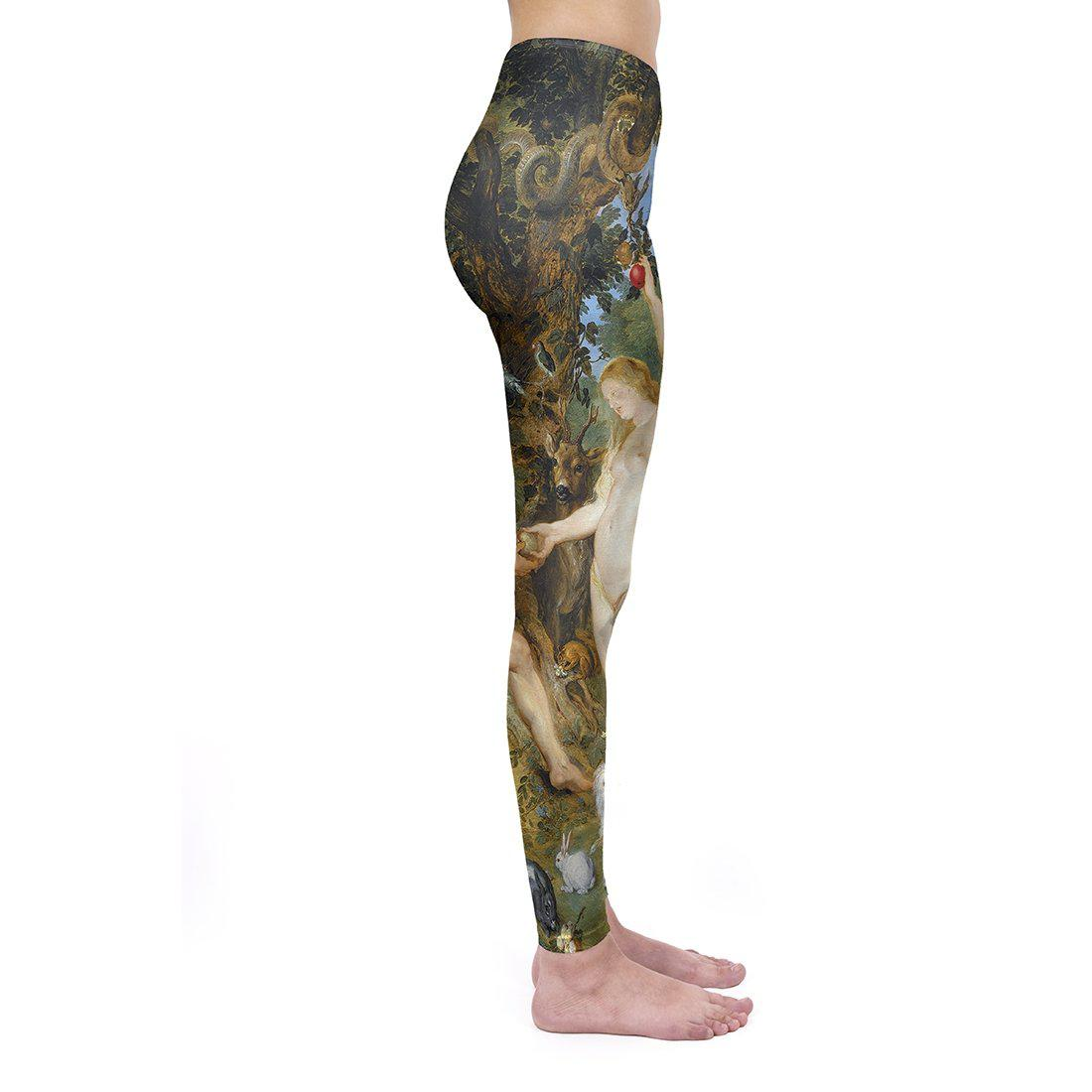 Garden Of Eden Regular Leggings