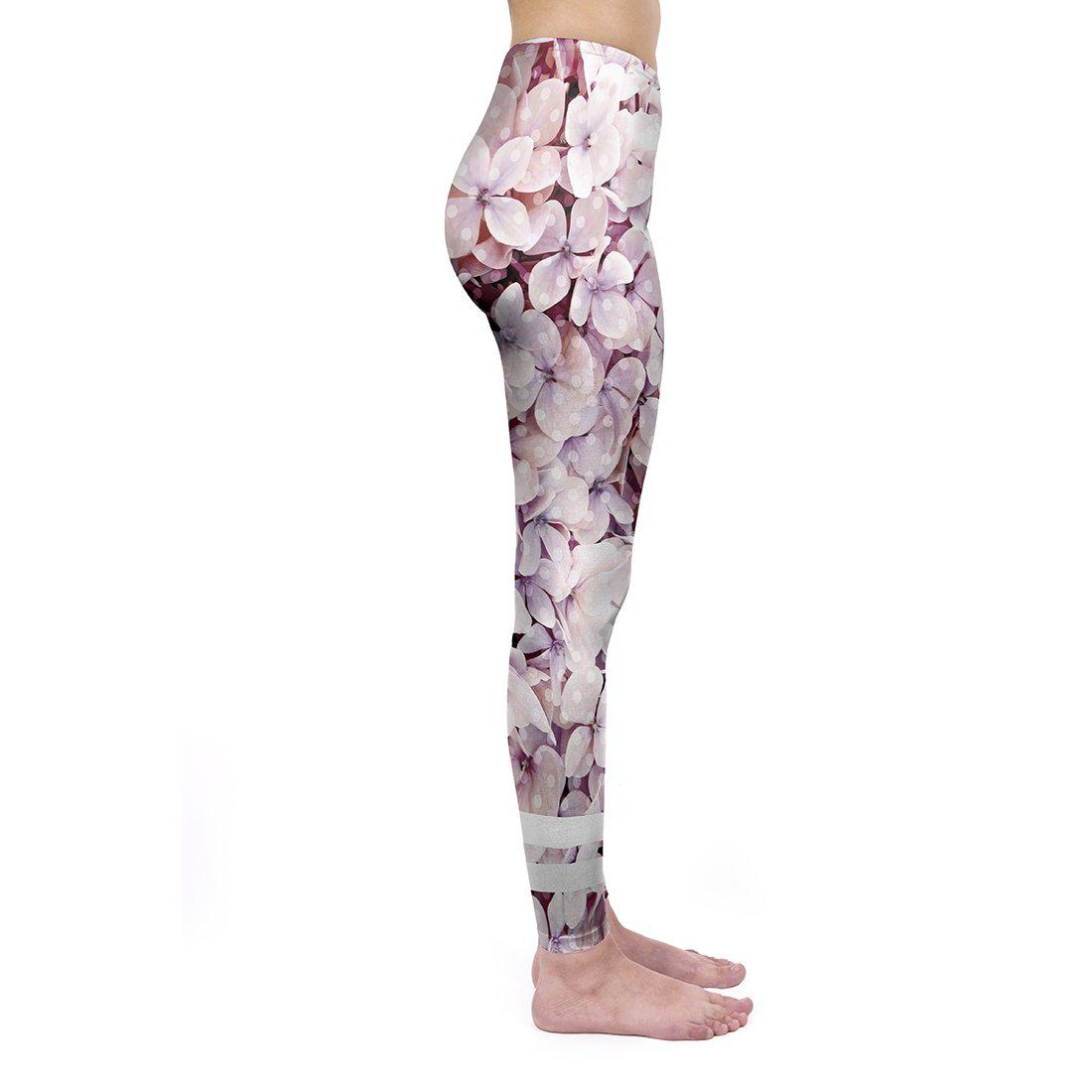 Polkadot Bloom Regular Leggings