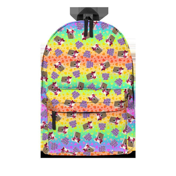 Llama Haters Backpack