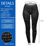 Summoner Regular Leggings-Wholesale Women's Leggings, Wholesale Plus Size , Wholesale Fashion Clothing