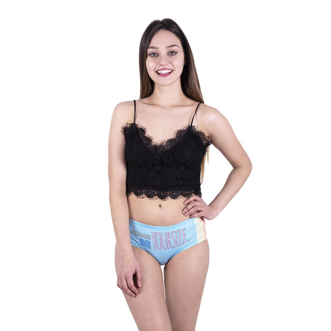 Be Yourself Pugucorn Horn Panties