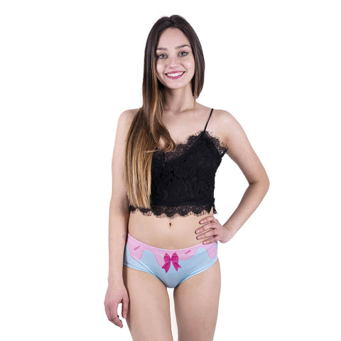 Ice cream Narwhal Horn Panties