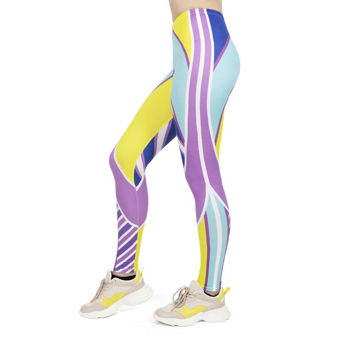 Flourescent Sport Regular Leggings