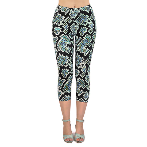 I Hiss You Were Here Capri Leggings-Wholesale Women's Leggings, Wholesale Plus Size , Wholesale Fashion Clothing