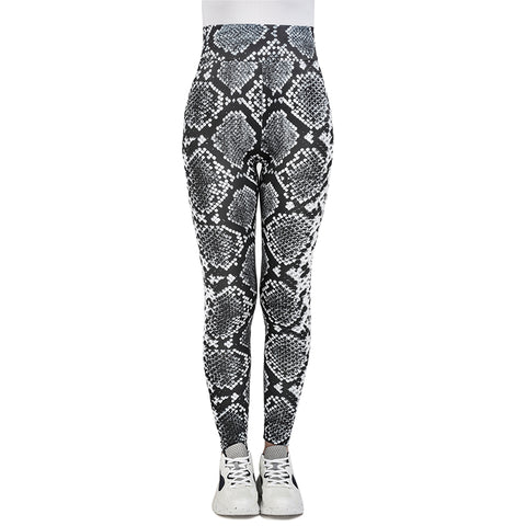 Silver Sliver High Waisted Leggings-Wholesale Women's Leggings, Wholesale Plus Size , Wholesale Fashion Clothing