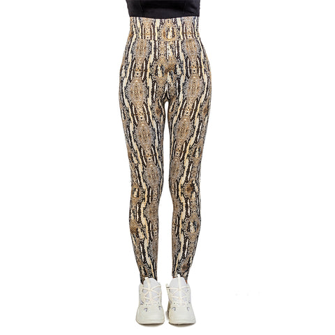 Snek High Waisted Leggings-Wholesale Women's Leggings, Wholesale Plus Size , Wholesale Fashion Clothing