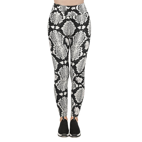 Moon Cobra High Waisted Leggings-Wholesale Women's Leggings, Wholesale Plus Size , Wholesale Fashion Clothing