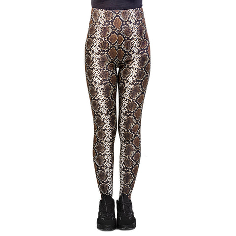 We're Hisstory High Waisted Leggings-Wholesale Women's Leggings, Wholesale Plus Size , Wholesale Fashion Clothing