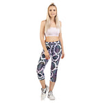 Snake it Till you Make it Capri Leggings-Wholesale Women's Leggings, Wholesale Plus Size , Wholesale Fashion Clothing