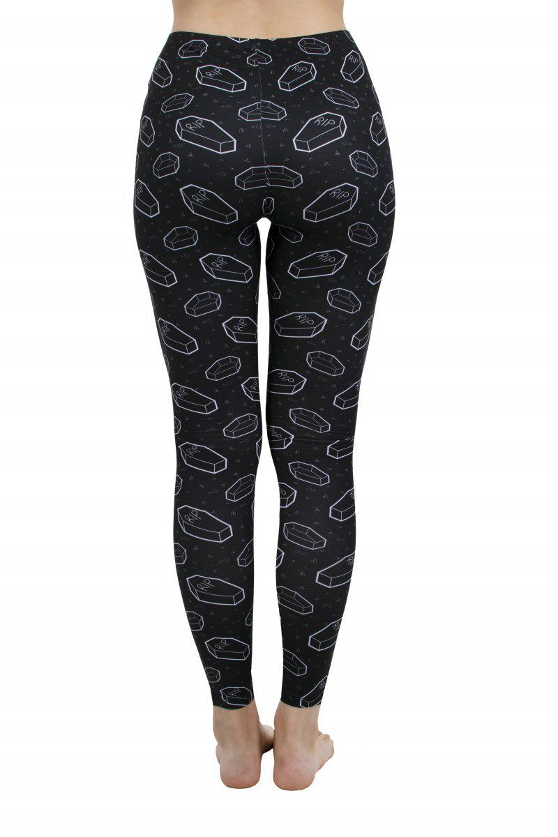 Coffins Regular Leggings