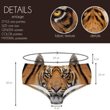 Tiger Ear Pantie-Wholesale Women's Leggings, Wholesale Plus Size , Wholesale Fashion Clothing