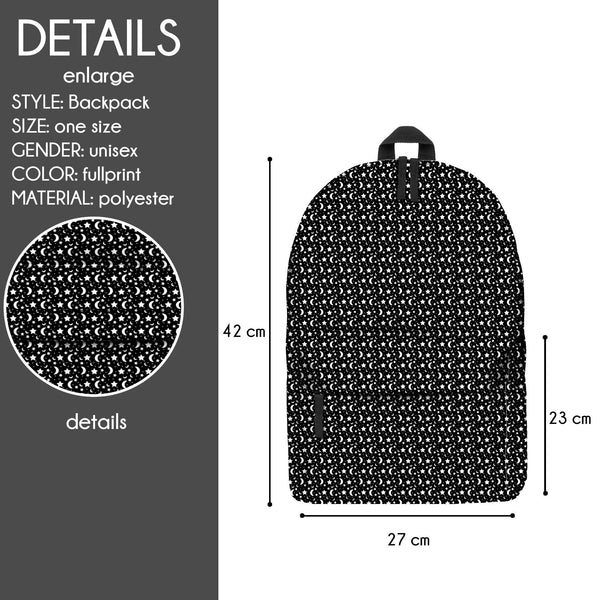 Moon & Stars Backpack