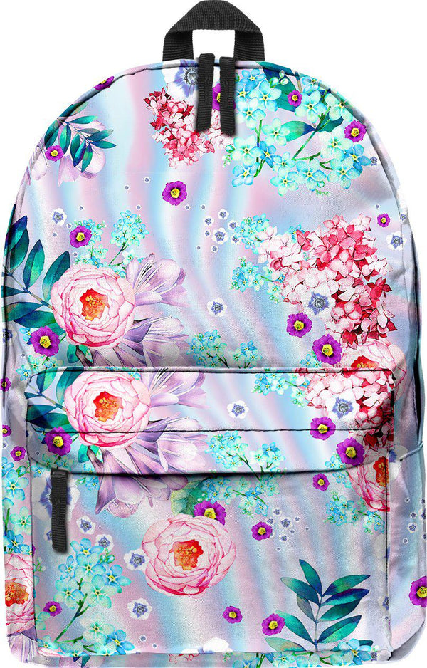 Rainbow Bloom Backpack