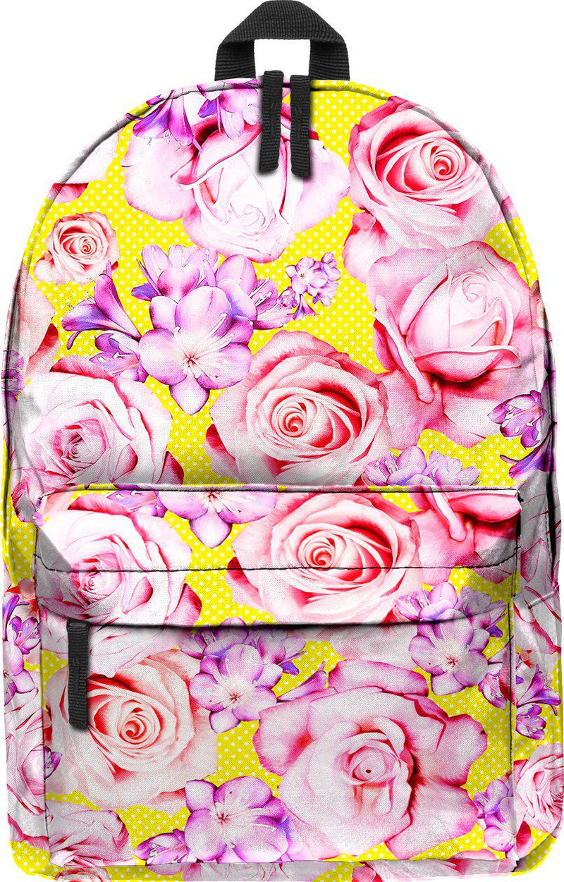 Summer Roses Backpack