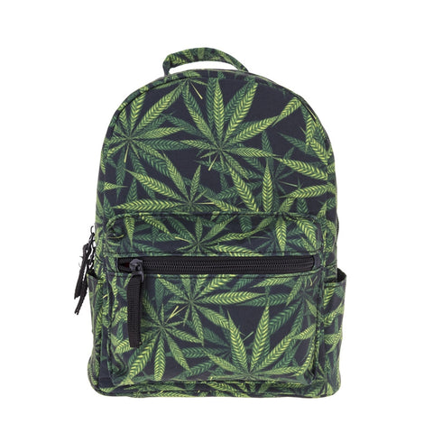 Ganja Mini Backpacks-Wholesale Women's Leggings, Wholesale Plus Size , Wholesale Fashion Clothing