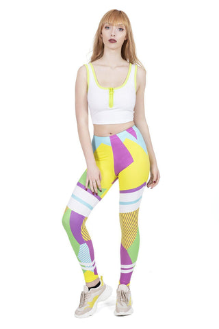 Jazz Sport Regular Leggings-Wholesale Women's Leggings, Wholesale Plus Size , Wholesale Fashion Clothing