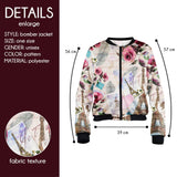 Paris with Love Bomber Jacket-Wholesale Women's Leggings, Wholesale Plus Size , Wholesale Fashion Clothing