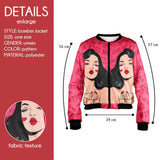 Kiss Me Jacket-Wholesale Women's Leggings, Wholesale Plus Size , Wholesale Fashion Clothing