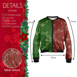 Naughty & Nice Bomber Jacket-Wholesale Women's Leggings, Wholesale Plus Size , Wholesale Fashion Clothing