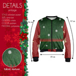 Cookies Bomber Jacket-Wholesale Women's Leggings, Wholesale Plus Size , Wholesale Fashion Clothing