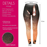 End of Times Regular Leggings-Wholesale Women's Leggings, Wholesale Plus Size , Wholesale Fashion Clothing
